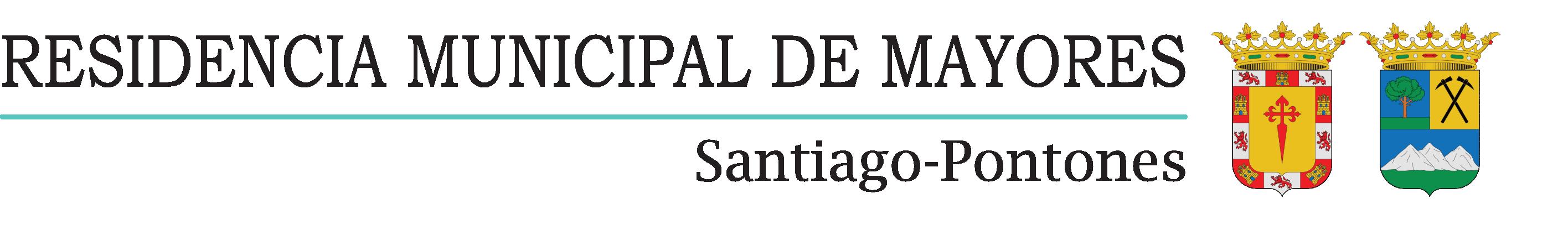 Web de la Residencia Municipal de Personas Mayores del municipio jiennense Santiago-Pontones