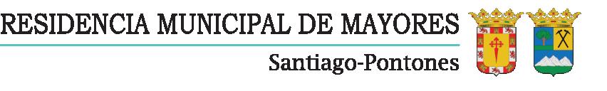 """Residencia Municipal de Personas Mayores """"Santiago-Pontones"""""""
